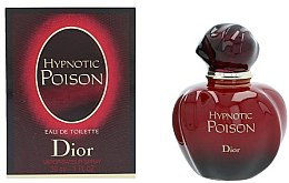 Парфюми, Парфюмерия, козметика Christian Dior Hypnotic Poison - Тоалетна вода