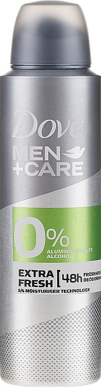"""Дезодорант """"Екстра свежест"""" - Dove Men+Care Extra Fresh — снимка N1"""