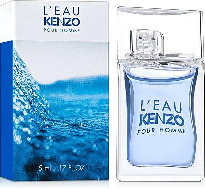 Kenzo L'Eau par Kenzo Pour Homme - Тоалетна вода ( мини )  — снимка N1