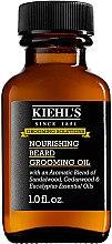 Парфюми, Парфюмерия, козметика Подхранващо масло за брада - Kiehl's Nourishing Beard Grooming Oil