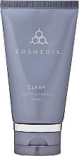 Парфюмерия и Козметика Дълбоко почистваща маска за лице - Cosmedix Clear Deep Cleansing Mask