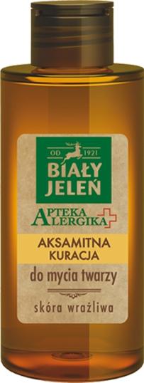 Кадифен гел за лице - Bialy Jelen Apteka Alergika Face Gel