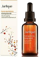 Парфюмерия и Козметика Почистващо укрепващо лифтинг масло за лице - Jurlique Purely Age-Defying Firming Face Oil