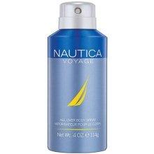 Парфюмерия и Козметика Nautica Voyage - Спрей дезодорант