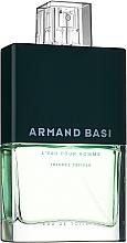 Парфюмерия и Козметика Armand Basi L'Eau Pour Homme Intense Vetiver - Тоалетна вода