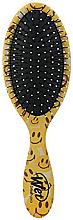 Парфюми, Парфюмерия, козметика Четка за разплитане на коса, жълта - Wet Brush Happy Hair