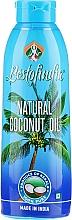 Парфюмерия и Козметика Натурално кокосово масло за коса и тяло от Керала - Bestofindia Natural Coconut Oil