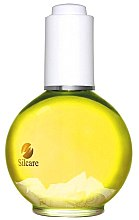 Парфюмерия и Козметика Масло за нокти и кожички - Silcare Olive Shells Citron Lemon Yellow