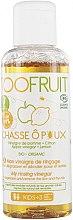 Парфюмерия и Козметика Оцет за коса против въшки - Toofruit Lice Hunt Vinegar
