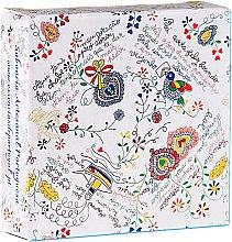 Парфюмерия и Козметика Натурален сапун с теменужка - Essencias De Portugal Senses Violet Soap