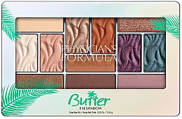 Парфюмерия и Козметика Палитра сенки за очи - Physicians Formula Butter Eyeshadow Palette