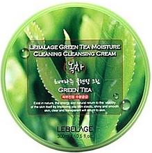 Парфюмерия и Козметика Почистващ крем за лице - Lebelage Green Tea Moisture Cleaning Cleansing Cream