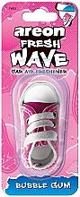 Парфюмерия и Козметика Ароматизатор за кола - Areon Fresh Wave Bubble Gum