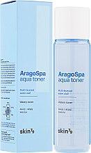Парфюми, Парфюмерия, козметика Хидратиращ тонер за лице - Skin79 Aragospa Aqua Toner
