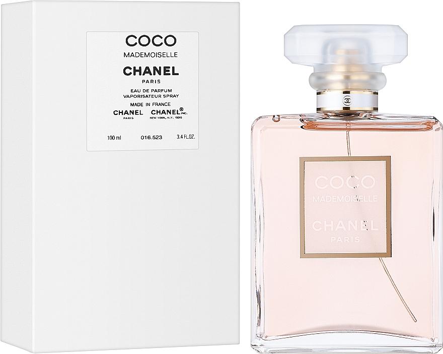 Chanel Coco Mademoiselle - Парфюмна вода ( тестер с капачка )  — снимка N2
