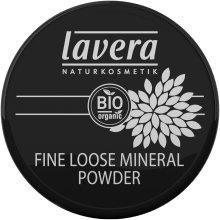 Парфюмерия и Козметика Пудра за лице - Lavera Fine Loose Mineral Powder