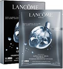 Парфюмерия и Козметика Маска за околоочния контур, 4 шт - Lancome Genifique Hydrogel Melting Eye Mask