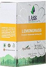 """Парфюми, Парфюмерия, козметика Ръчно изработен сапун """"Портокал и лимонова трева"""" - Lass Naturals Orange & Lemongrass Soap"""