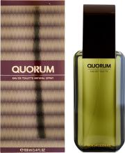 Парфюмерия и Козметика Antonio Puig Quorum - Тоалетна вода