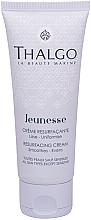 Парфюми, Парфюмерия, козметика Обновяващ и изглаждащ крем за лице - Thalgo Jeunesse Resurfacing Cream Peeling