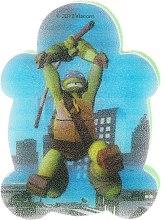 """Парфюми, Парфюмерия, козметика Детска гъба за баня """"Костенурките нинджа"""" Леонардо 1 - Suavipiel Turtles Bath Sponge"""