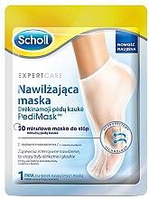 Парфюмерия и Козметика Маска за крака - Scholl Expert Care Foot Mask