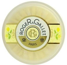 "Парфюмен сапун ""Цитрон"" - Roger & Gallet Cedrat Perfumed Soap — снимка N2"