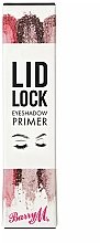 Парфюмерия и Козметика Основа за очи - Barry M Lid Lock Eyeshadow Primer