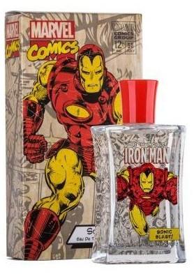 Marvel Comics Sonic Blast - Тоалетна вода