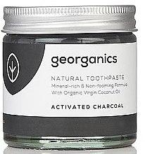 Парфюми, Парфюмерия, козметика Натурална паста за зъби - Georganics Activated Charcoal Natural Toothpaste