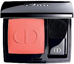 Парфюмерия и Козметика Руж за лице - Dior Rouge Blush