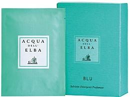 Парфюмерия и Козметика Acqua Dell Elba Blu - Мокри кърпички
