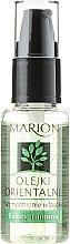 Парфюмерия и Козметика Масло за коса - Marion Strengthening Oriental Oil