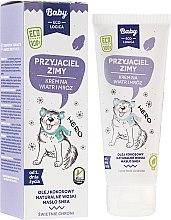 Парфюми, Парфюмерия, козметика Защитен крем от студ - Baby EcoLogica Cream