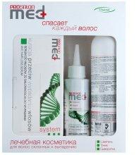 Парфюмерия и Козметика Комплект - Prosalon Med Anti Hair Loss (shm/275g + tonic/100g + ser/10x8ml)