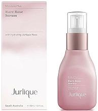 Парфюмерия и Козметика Копринен серум за дехидратирана кожа - Jurlique Moisture Plus Rare Rose Serum
