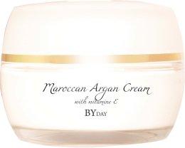 Парфюми, Парфюмерия, козметика Дневен крем за лице - Nacomi Moroccan Argan Cream With Vitamin E