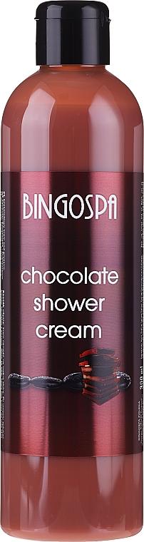 Комплект за тяло - BingoSpa Chocolate (душ гел/300ml + сапун/300ml) — снимка N2