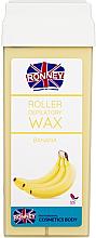 """Парфюмерия и Козметика Кола маска """"Банан"""" - Ronney Wax Cartridge Banana"""