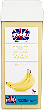 "Парфюми, Парфюмерия, козметика Кола маска ""Банан"" - Ronney Wax Cartridge Banana"