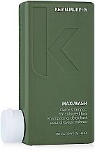 Парфюмерия и Козметика Детоксикиращ шампоан за боядисана коса - Kevin.Murphy Maxi.Wash