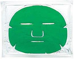 Парфюмерия и Козметика Маска за лице със зелен чай и витамин С - Brazil Keratin Green Tea Mask