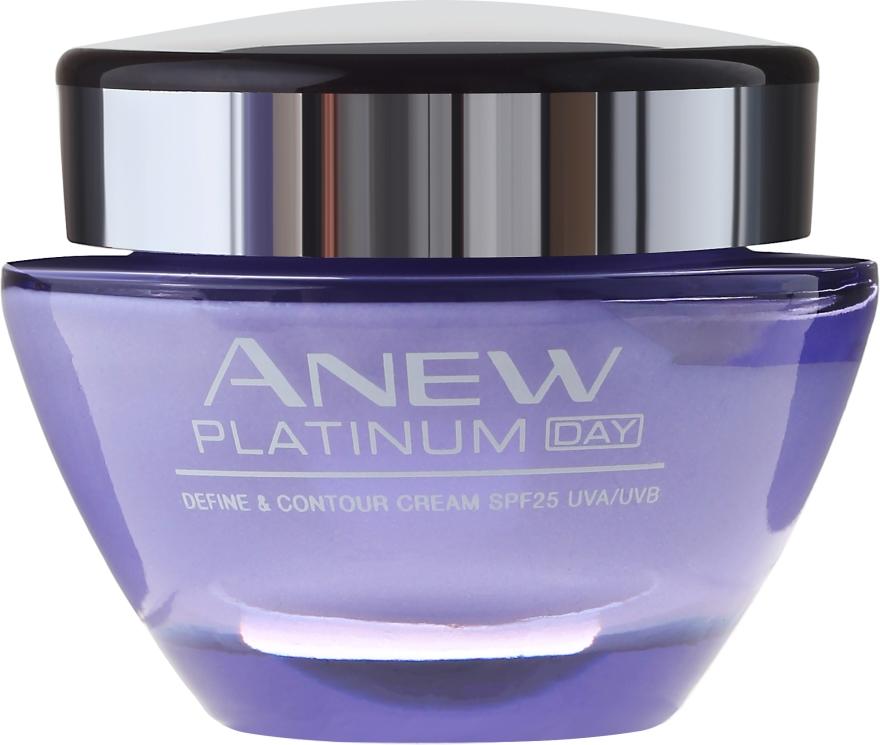 Дневен крем за лице - Avon Anew Platinum Day Cream 55..