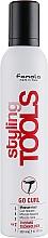 Парфюмерия и Козметика Мус за оформяне на къдрици - Fanola Styling Tools Go Curl Mousse
