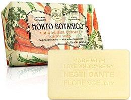 "Парфюмерия и Козметика Сапун ""Морков"" - Nesti Dante Horto Botanico Carota Soap"
