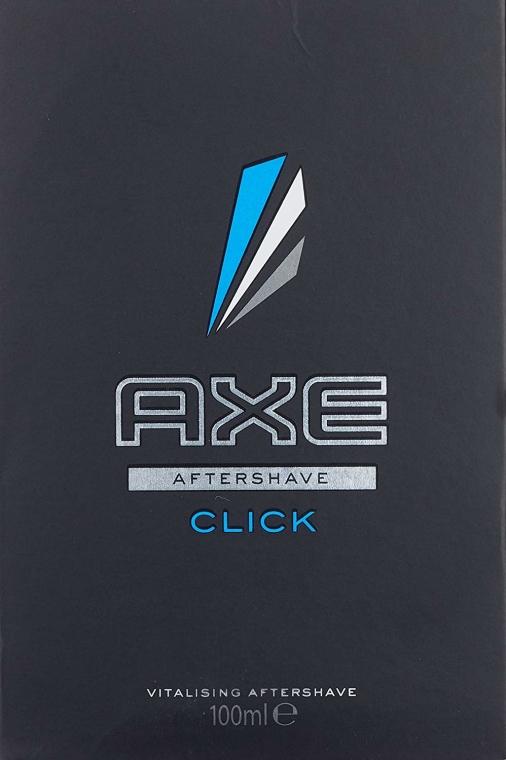Лосион за след бръснене - Axe Click Aftershave — снимка N2