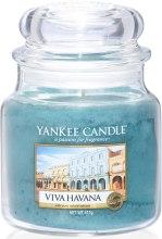 "Ароматна свещ ""Вива Хавана"" - Yankee Candle Viva Havana — снимка N3"