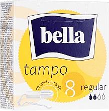Парфюмерия и Козметика Дамски тампони Tampo Premium Comfort Regular, 8 бр - Bella