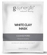 """Парфюми, Парфюмерия, козметика Маска за лице """"Бяла глина"""" - G-synergie White Clay Mask"""