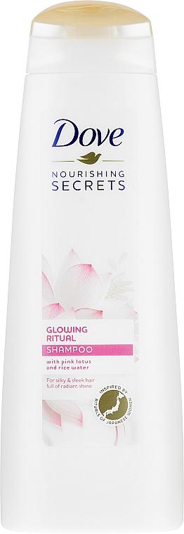 Шампоан за коса - Dove Glowing Ritual Shampoo